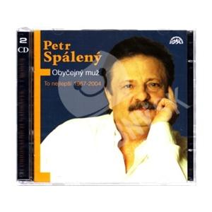 Petr Spálený - Obyčejný muž: To nejlepší 1967-2004 [R] od 17,98 €