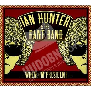 Ian Hunter - When I'm President od 21,14 €