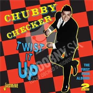 Chubby Checker - Twist It Up: The First Four Albums od 19,08 €