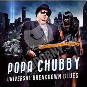 Popa Chubby - Universal Breakdown Blues od 14,91 €