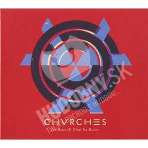Chvrches - The Bones Of What You Believe od 11,50 €
