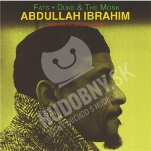 Abdullah Ibrahim - Fats, Duke & The Monk od 20,94 €