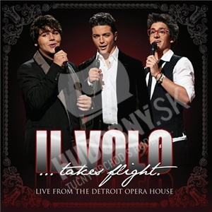 Il Volo - Il Volo Takes Flight: Live from the Detroit Opera House od 13,99 €