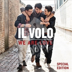 Il Volo - We Are Love od 17,98 €