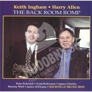 Keith Ingham - Back Room Romp od 19,87 €