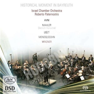 Israel Chamber Orchestra - Historical Moment In Bayreuth od 27,90 €