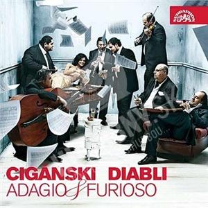 Cigánski diabli - Adagio & Furioso od 9,99 €