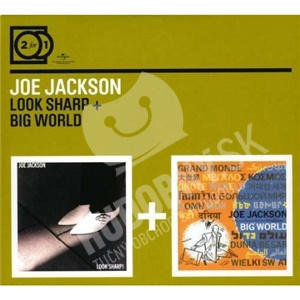 Joe Jackson - Look Sharp / Big World od 13,89 €