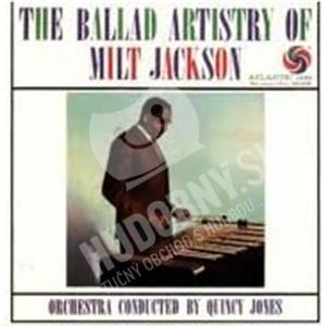Milt Jackson - The Ballad Artistry Of Milt Jackson od 7,55 €