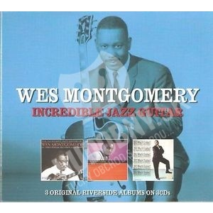 Wes Montgomery - The Incredible Jazz Guitar Of Wes Montgomery od 12,99 €