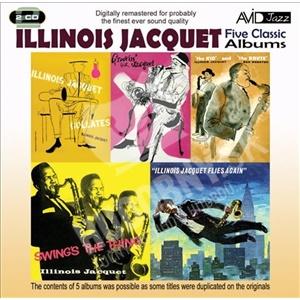 Illinois Jacquet - Five Classic Albums od 11,18 €