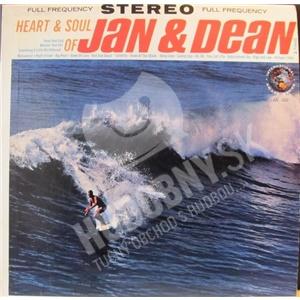 Jan & Dean - The Heart & Soul Of Jan & Dean And Friends od 7,40 €