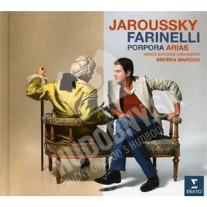 Philippe Jaroussky - Farinelli: Porpora Arias od 13,34 €