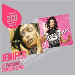 Jenifer - Le Passage / L'Amour & Moi od 17,72 €