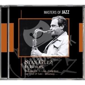 Stan Getz in Europe - Masters Of Jazz