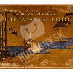 Ayako Hotta-Lister - The Japanese Koto od 14,92 €