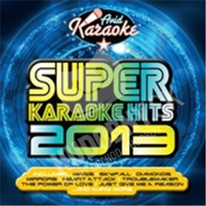 AVID Karaoke - Super Karaoke Hits 2013 od 17,81 €