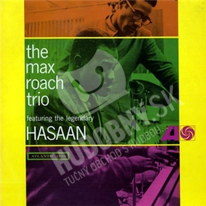 Max Roach - The Max Roach Trio featuring the Legendary Hasaan 2013 Remastered od 7,55 €