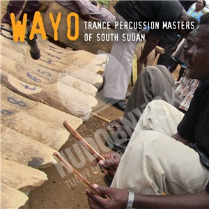 Wayo - Trance Percussion Masters of South Sudan od 21,95 €