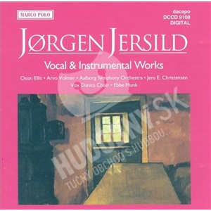 Jorgen Jersild - Vocal & Instrumental Work od 12,54 €