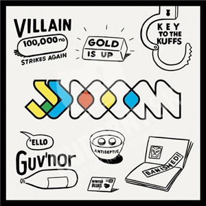 JJ DOOM - Key To The Kuffs od 25,21 €