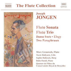 Joseph Jongen - The Flutte Collection od 8,67 €