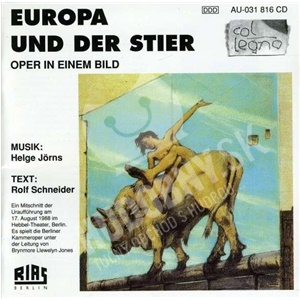 Helge Jörns - Europa und der Stier od 27,99 €