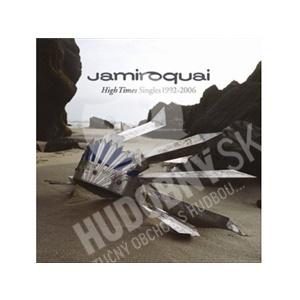 Jamiroquai - High Times: Singles 1992 - 2006 od 7,49 €
