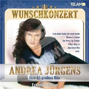 Andrea Jürgens - Wunschkonzert od 12,99 €