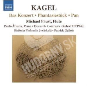 Mauricio Kagel - Das Konzert: Phantasiestück od 8,67 €