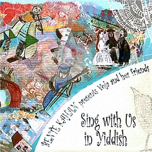 Bente Kahan - Sing with Us in Yiddish od 21,95 €
