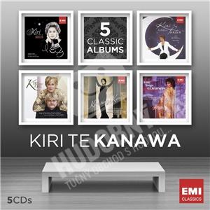 Kiri Te Kanawa - Five in One BoxSet od 25,30 €