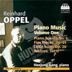 Heejung Kang - Piano Music, Volume One od 21,15 €