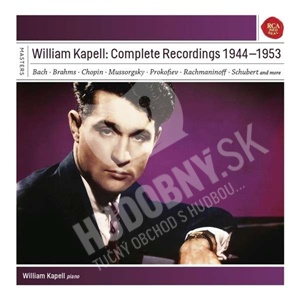William Kapell - Complete Recordings 1944 - 1953 od 43,56 €