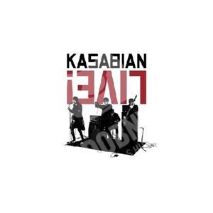 Kasabian - Live! od 11,81 €