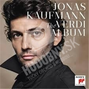 Jonas Kaufmann - The Verdi Album od 13,35 €
