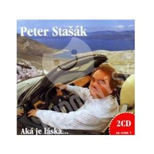 Peter Stašák - Aká je láska... od 10,11 €