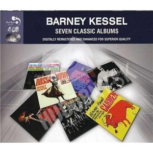 Barney Kessel - 7 Classic Albums od 10,67 €