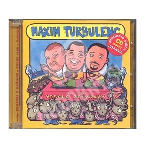 Maxim Turbulenc - Veselé zpívánky dvoj CD platinová edice od 0 €