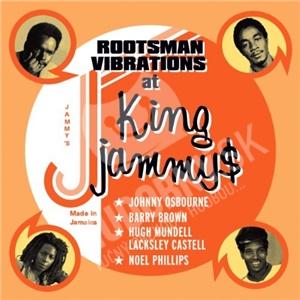 King Jammy - Rootsman Vibrations od 24,79 €