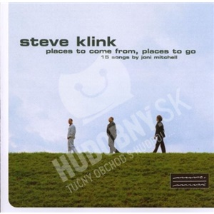 Steve Klink - Places To Come From, Places To Go od 20,93 €
