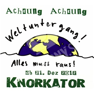 Knorkator - Weltuntergang! Alles Muss Raus! od 55,18 €