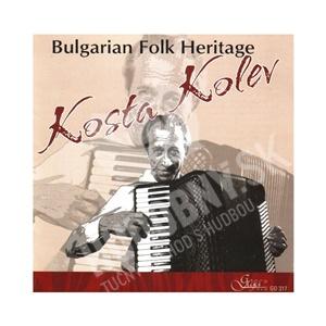 Kosta Kolev - Bulgarian Folk Heritage od 18,19 €