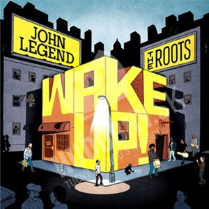Legend, John & The Roots - Wake Up! (limited digipack) od 0 €