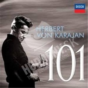 Herbert von Karajan - 101 Herbert Von Karajan od 25,86 €