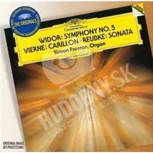 Simon Preston - Symphony No.5, Carillon, Sonata od 9,12 €