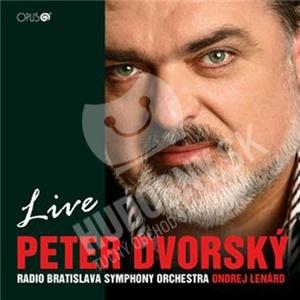 Peter Dvorský - Live od 10,10 €