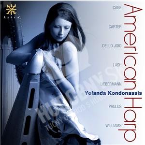Yolanda Kondonassis - American Harp od 24,46 €