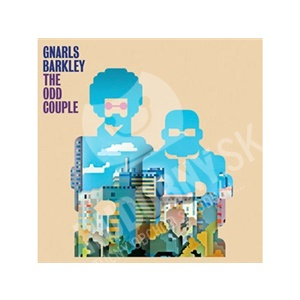 Gnarls Barkley - The Odd Couple od 3,91 €
