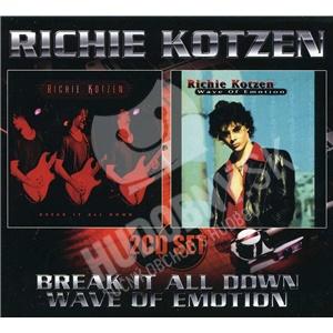 Richie Kotzen - Break It All Down / Wave Of Emotion od 14,99 €